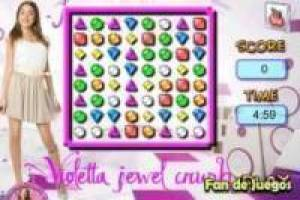 Violetta jewel crush