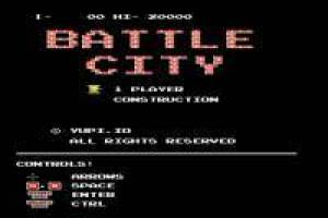 Battle City: Tanks Clásico