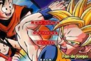 Juego Dragon ball fierce fighting 1.6 Gratis