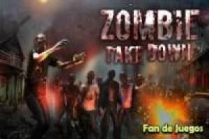 Killing zombies: Apocalypse