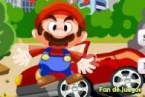 Free Super Mario Kart city Game