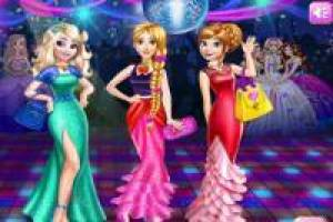 Ariel and her friends: Graduation Party