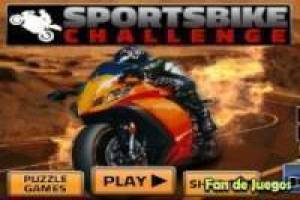 Challenges motorcycle racing