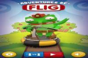 Adventures of Flig: Hockey de Aire