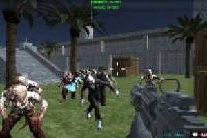 Attack of the zombies: Soldiers vs undead