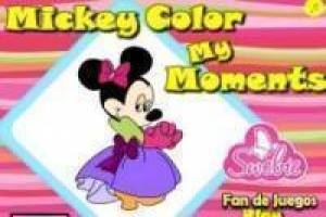 Minnie Coloring