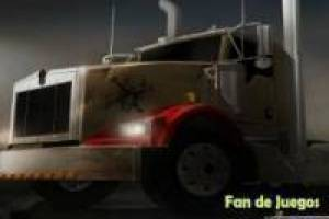 Free Parking trucks with trailers Game