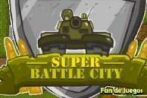 Free Super battle city Game