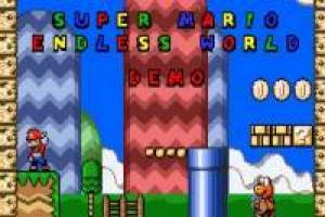Super Mario Endless World