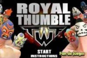 Juego Royal thumble Gratis