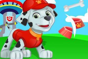 Paw Patrol Puppy Ninja Fruit