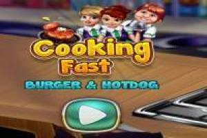 Fast Food: Hamburger e hot dog