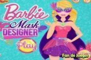 Barbie designer mask
