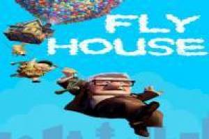 UP Disney: Flying House