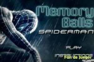 Free Spiderman memory Game