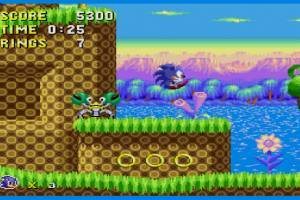 Sonic the Hedgehog: (Sonic Pixel Perfect) (USA, Europe)