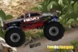 Monster truck jungle