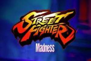 Street Fighter Madness