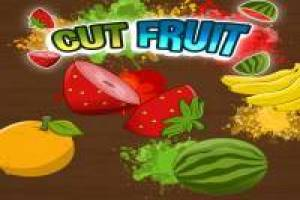 Coupe de fruits ninja