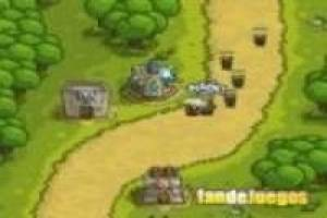 Torres de defensas 4: Tower Defense