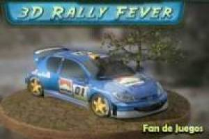3d sega rally: competition
