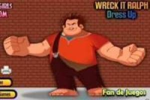 Dress Wreck-It Ralph