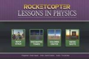 Rocketcopter Lessons in Physics