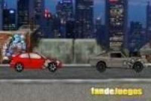 At full throttle: Street racing