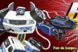 Juego Transformers supervivencias Gratis