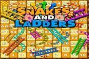 Snakes and Ladders spel