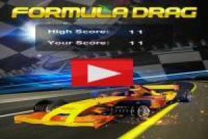 Drag racing car