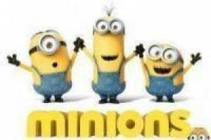 Free Minions seek the hidden letters Game