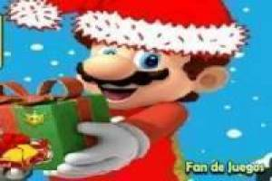 Super Mario père noël