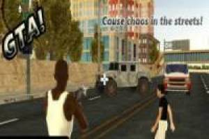 Carl Johnson'la GTA San Andreas
