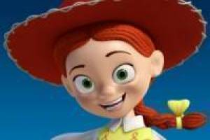Jessie from Toy Story 3 Dress Up