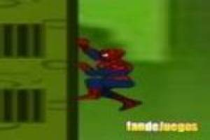 Spiderman escape
