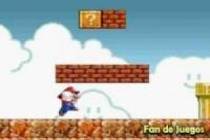 Free Mario back in time Game