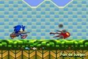 Free Sonic assault Game