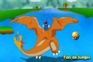 Pokemon charizard