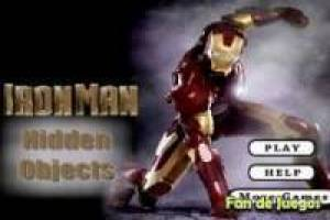 Iron Man, hidden objects