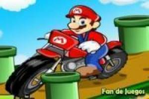 Mario motorbike: Dragon escapes