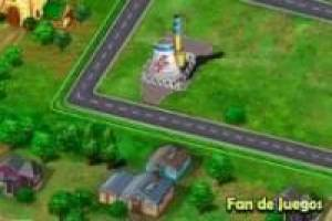 Gioco Sims city Flash Gratuito