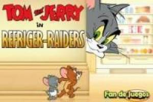Tom en Jerry raiders