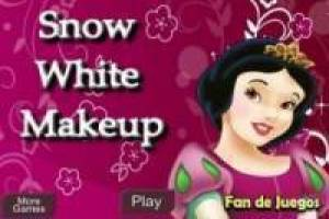 Free Snow White Makeover Game