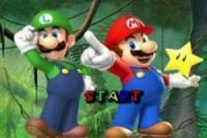 Juego Mario Jungle Escape 3 Gratis