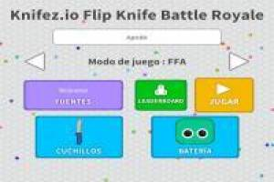 Knifez IO Battle Royale