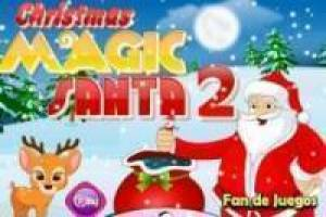 Free Magical christmas Game