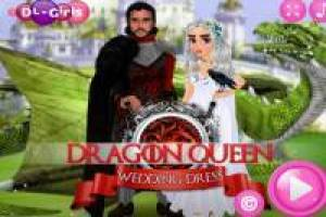 Game of Thrones: Bruiloft van Daenerys en Jon Snow