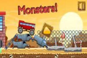 Monstrous cars