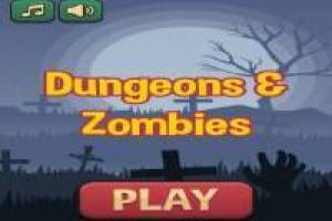 Night Dungeons and Zombies